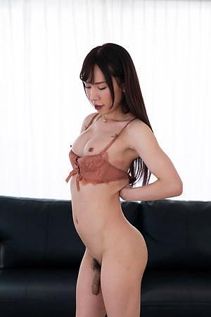 Serina Tachibana Standing Bare Back Creampie Sex