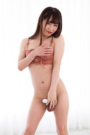 Serina Tachibana Huge Cock Locked Shemale